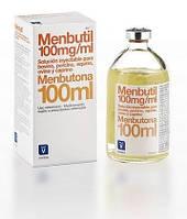 Менбутил 100 мл ветеринарный препарат для лечения КРС при болезнях желудочно-кишечного тракта.