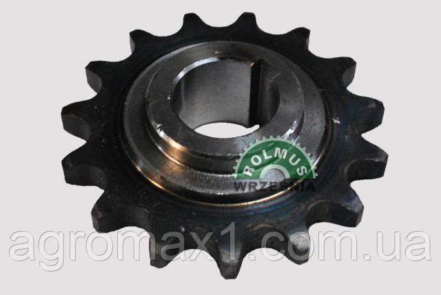 Цепное зубчатое колесо картофелеуборочного комбайна Anna Z644