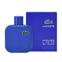 LACOSTE EAU DE LACOSTE L.12.12. BLUE POWERFUL ( ЛАКОСТ ЭУ ДЕ ЛАКОСТ 12,12 БЛЮ ПАУВЕРФУЛ )
