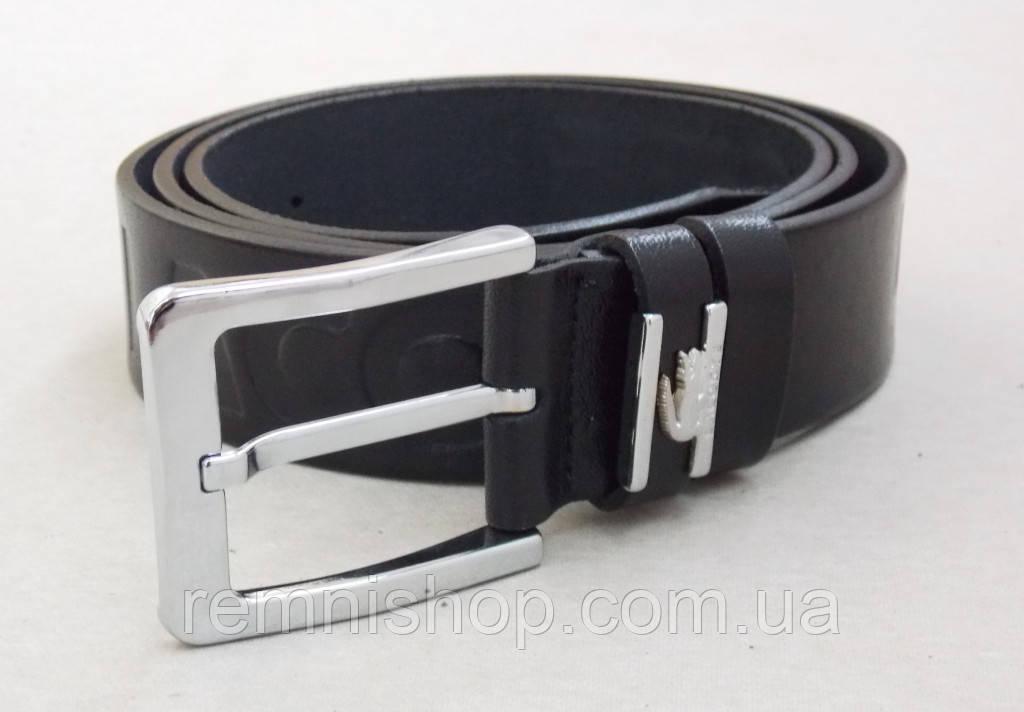 Кожаный черный мужской ремень Lacoste  продажа, цена в Днепре. ремни ... 04763eabc48