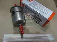 Фильтр топливный ВАЗ, DAEWOO (под штуцер) . DK612/5
