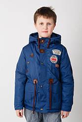 """Весенне-осеняя куртка-парка   для мальчика  """"Original"""""""