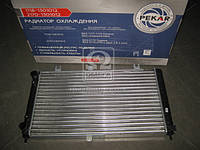 Радиатор водяного охлаждения ВАЗ 2170 ПРИОРА, ВАЗ 2110-2112 (ПЕКАР). 2170-1301012