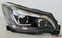 Subaru Forester SJ оптика передняя альтернативная ксеноновая с DRL