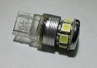 7440 (Т20) (W21W)-8HP3+1HP3. Одноконтактная безцокольная