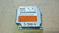 Блок управления SRS Airbag Mercedes W220 S-Class 0285001443 / A2208203085 / A2208206385