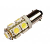 Светодиодная автолампа  BA9S,  9pcs 5050 белого цвета свечения (~164Lm) Foton