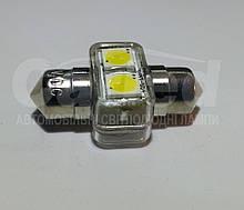 Світлодіодна софитная автолампи FT10(C10W), 31mm, 2pcs 0.5 W (80 Lm)