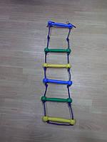 Навесная детская лестница Ладас