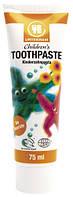 Детская зубная паста, Urtekram