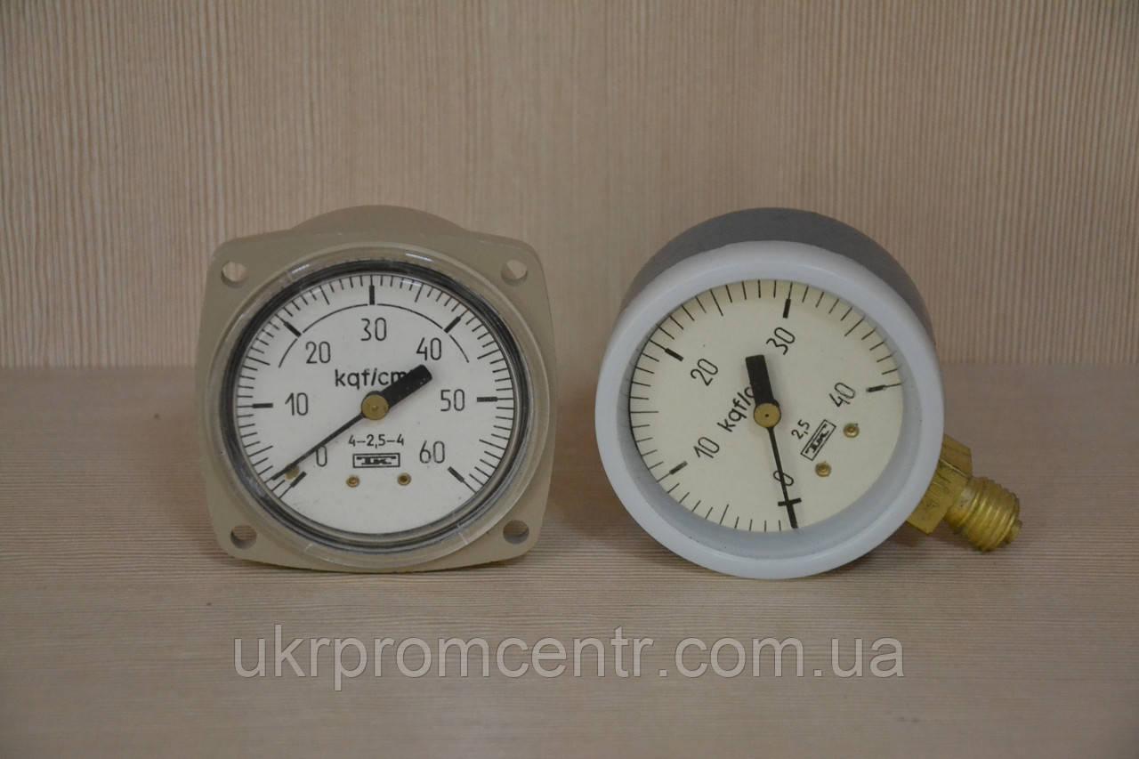 Манометр, вауумметр и мановакуумметр МТП-2м