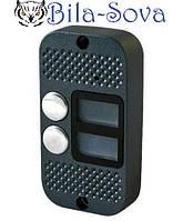 Цветная вызывная видео панель JSB-V082 PAL/NTSC, на 2 абонента, 380 твл, ик-подсветка, корпус металл