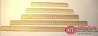 Мицар Линейка деревянная 20см арт. 2759