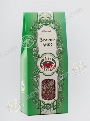 """Чай """"Зелене Диво"""""""