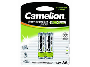 Аккумулятор Camelion NC-AA1000BP2