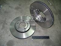 Диск тормозной AUDI A3, SEAT CORDOBA, IBIZA, SKODA,VW, передний, вентилируемый(производитель TRW) DF2803