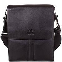 Классическая мужская сумка из качественного кожзаменителя JIN DIAO (ДЖИН ДИАО), SHI6821-2