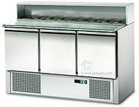 Холодильный стол для пиццы салат-бар GGM SAS147G