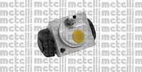 Цилиндр тормозной задний DUSTER 4x2 19 мм (тормозная система Bosch) METELLI, 04-1000