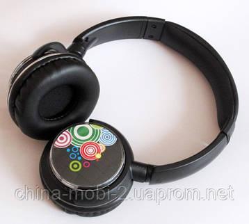 Беспроводные наушники ATLANFA AT-7603 (с MP3 плеером и FM радио), фото 2