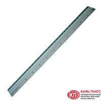 Линейка алюминиевая 30см (шир 3см) 60шт / уп арт.7061