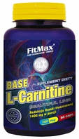Жиросжигатель FitMax Base L-Carnitine 700 mg (60 caps)