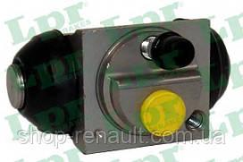 Цилиндр тормозной задний Duster/Lodgy/Dokker 22.2 мм LPR, 5182