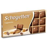 Шоколад Schogetten Cappuccino 100 г Шоколад Шоггетен Капуччино, фото 1