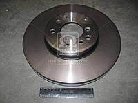 Диск тормозной BMW X3, X5 передний, вентилируемый(производитель TRW) DF4187S