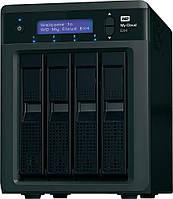 Сетевой накопитель WD My Cloud EX4 WDBW0000NBK