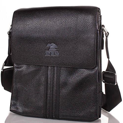 Классическая мужская сумка из качественного кожзаменителя JIN DIAO (ДЖИН ДИАО), SHI6770-1