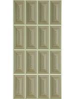 Плитка керамическая настенная Saloni MOS.JAZZ TORTOLA 20х40 см