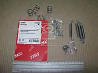 Колодка тормозная комплект монтажный OPEL ASTRA заднего (производитель TRW) SFK259