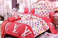 Комплект постельного белья из сатина LOUIS VUITTON