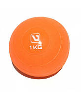 Медбол LiveUp SOFT WEIGHT BALL 1 кг. LS3003-1