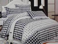 Постельное белье из сатина, Комплект Black&White