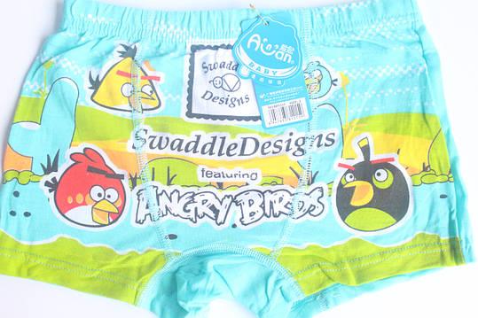 Детские трусы 10-12 лет «Angry Birds», фото 2