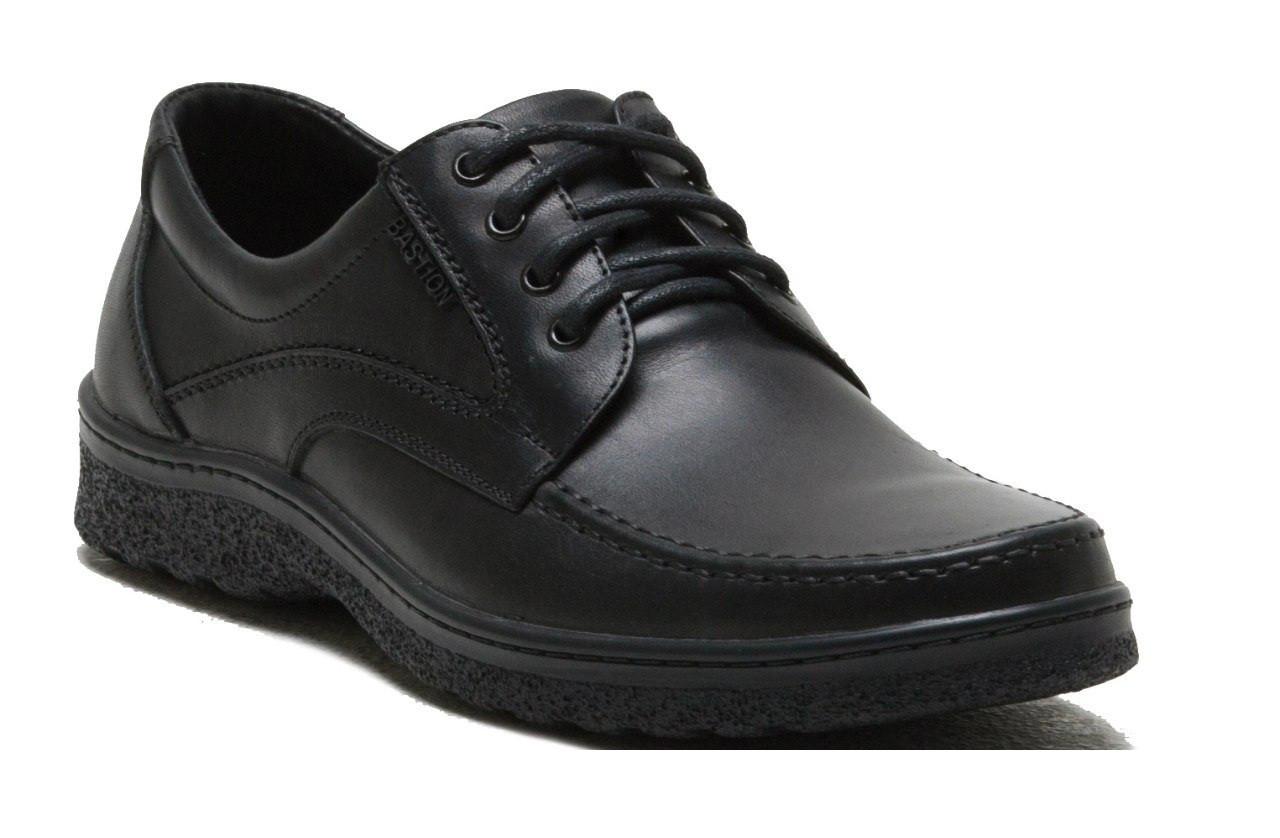 Мужские кожаные туфли Trafik City Style 41
