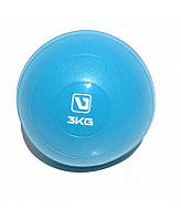 Медбол LiveUp SOFT WEIGHT BALL 3 кг LS3003-3