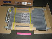 Конденсатор кондиционера CHEVROLET AVEO (производитель PARTS-MALL) PXNCC-019