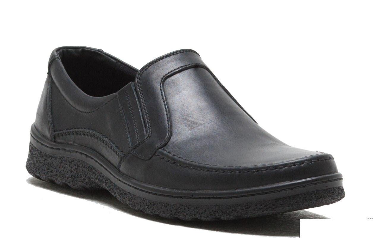 Мужские кожаные туфли Trafik City Style 43
