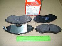 Колодка тормозная CHEVROLET LACETTI передний (производитель TRW) GDB3345