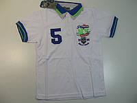 Футболка-поло для мальчиков, размеры 16 лет, арт. HT-011, фото 1