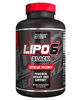 Nutrex Lipo-6 Black Extreme Potency 120 caps, фото 1