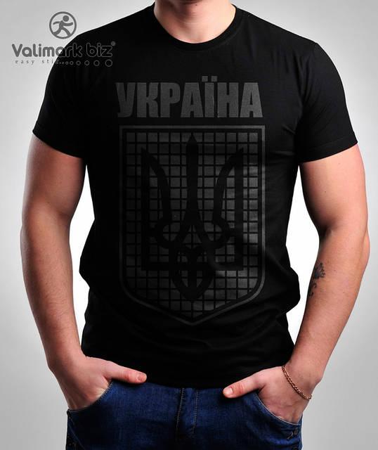 "Футболка патріотична ""Тризуб"" Valimark"