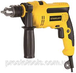 Дрель ударная 650 Вт Stanley  STDH6513-RU