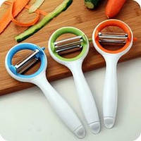 Овощечистка нож Twin Blade Rotary Multi Peeler, фото 1
