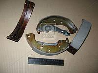 Колодка тормозная баробанного FIAT заднего (производитель TRW) GS8442