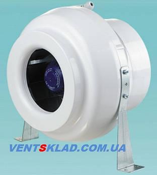 Канальный центробежный вентилятор в пластиковом корпусе до 1080 м³/час Вентс ВК 250