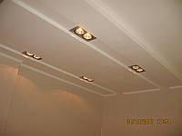 Потолки и изделия  из гипсокартона